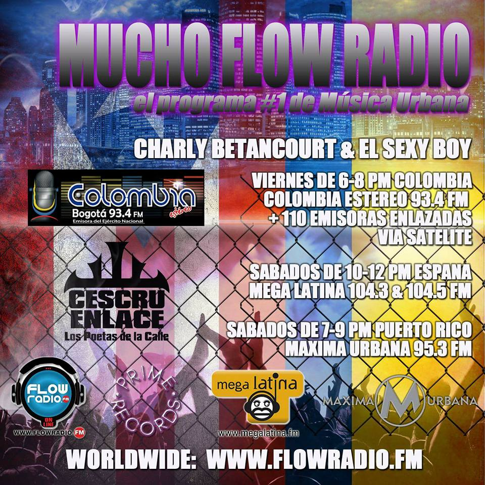 Mucho Flow Radio Worldwide